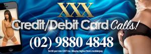 Credit Card Phone Sex